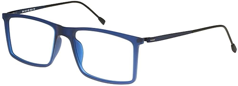 Tuscany Men's Eyeglasses 611 Full Rim Optical Frame 53mm