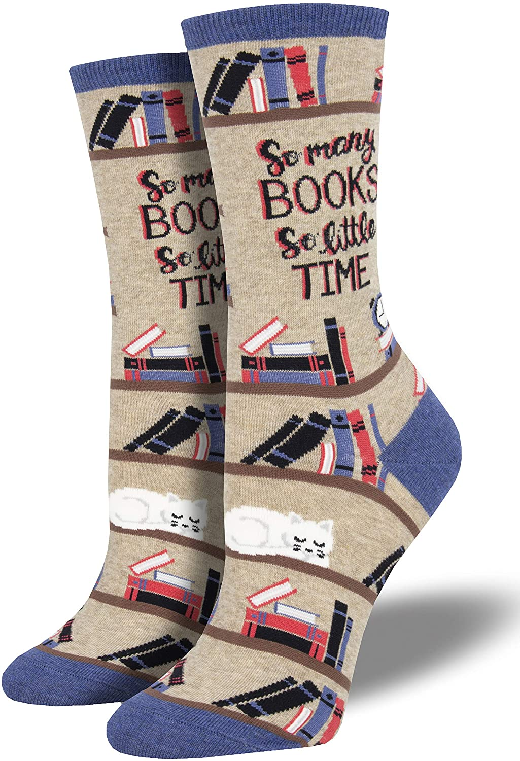 Socksmith Time For A Good Book