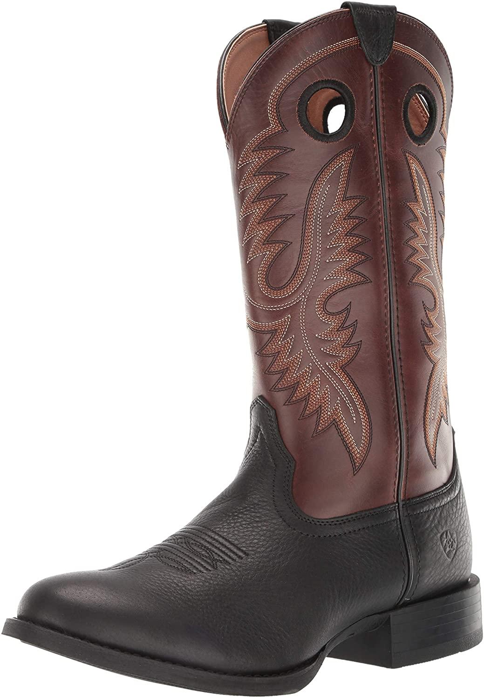 ARIAT Men's Sport Big Hoss Western Boot