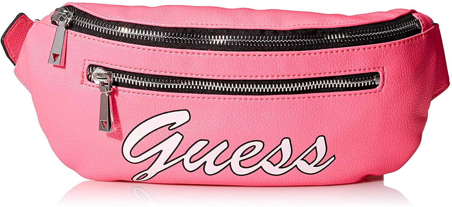 GUESS Skool's Out Neon Belt Bag
