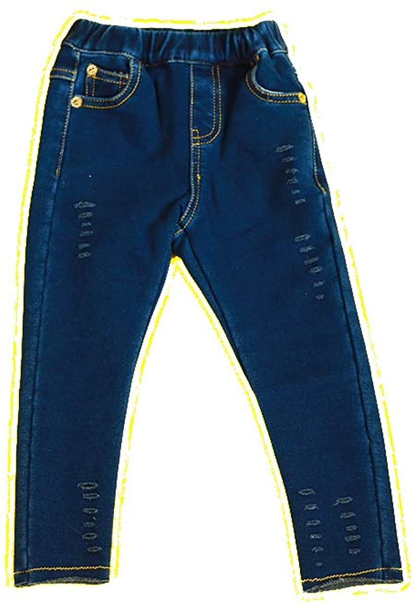 CHOCOKIDS Denim Legging ; BSP0170 (11(6Y)) Blue