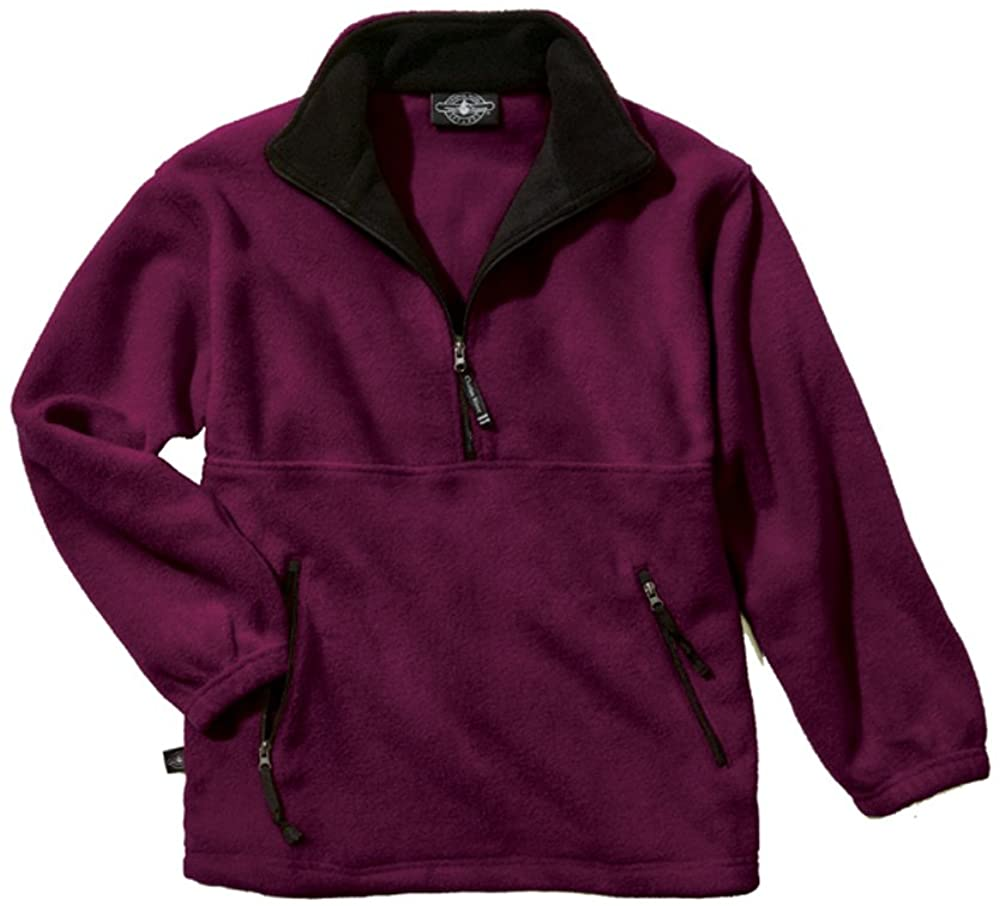 Charles River Apparel Youth Adirondack Fleece Pullover