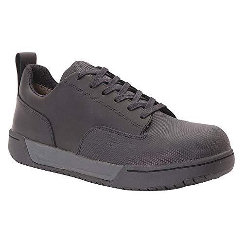 Work Boots, 12, M, Black, Alloy, PR