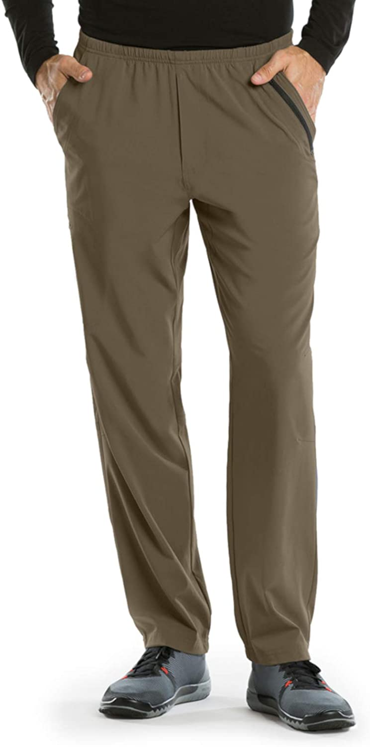 BARCO One 0217 Mens 7 Pocket Athletic Jog Scrub Pant Duffle XL Tall