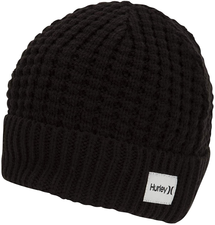 Hurley Mens Sierra Beanie Winter Hat