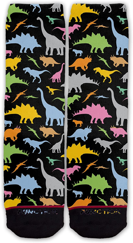 Function - Dinosaur Pattern Fashion Socks