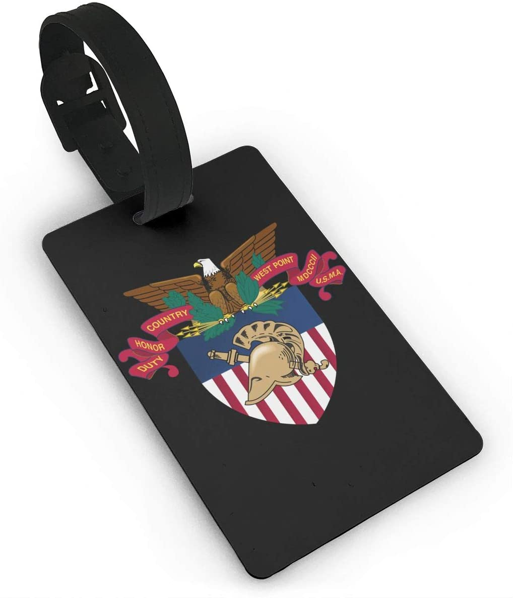 N/C United States Military Academy Trend Luggage Tag