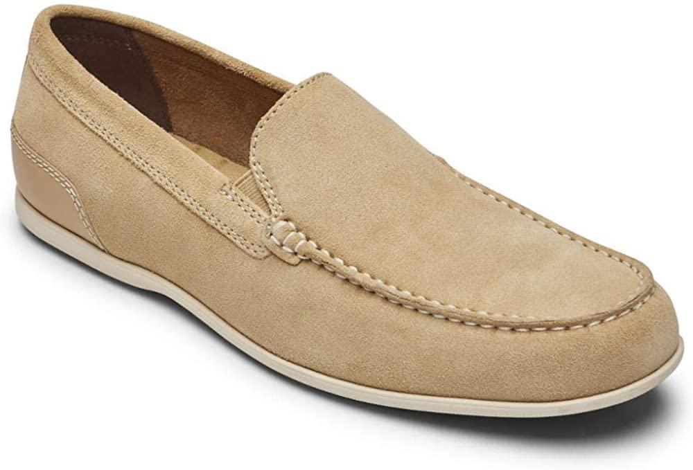 Rockport Mens Malcom Venetian Loafer