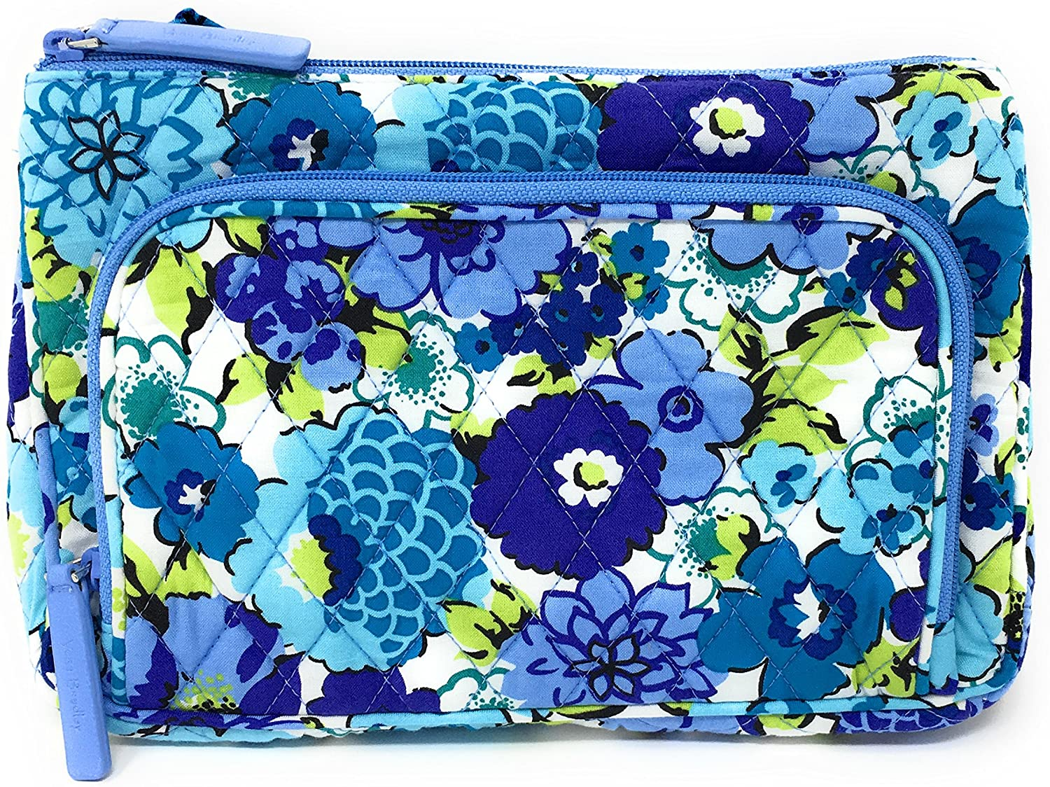 Vera Bradley Little Hipster in Blueberry Blooms 14543-J16