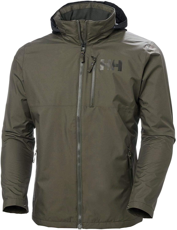 Helly-Hansen Mens Active Hooded Midlayer Jacket