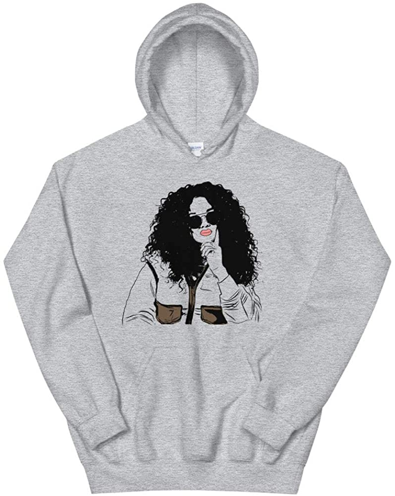 Babes & Gents H.E.R. Grey Hoodie (Unisex)