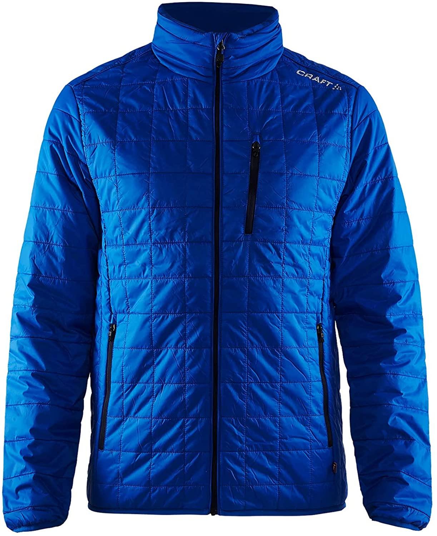 Craft Men's Primaloft Stow Light Packable, Quilted Jacket