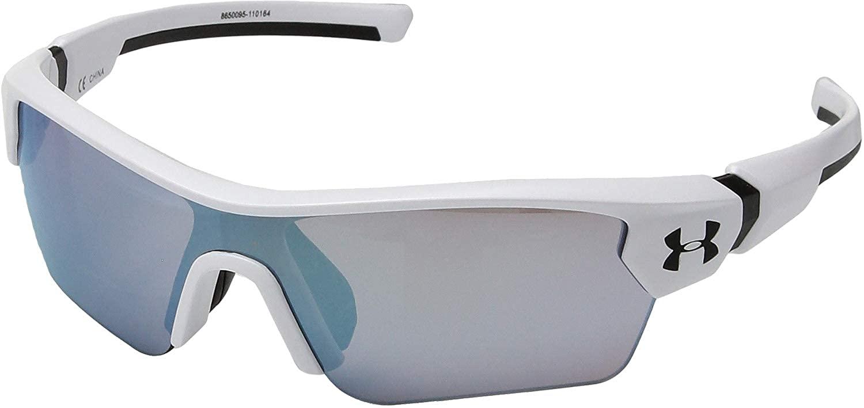 Under Armour Kids' Menace Wrap Sunglasses