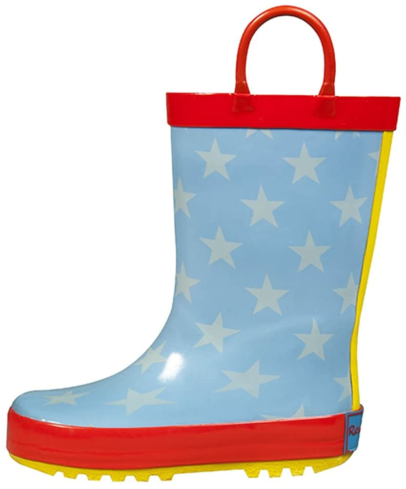 RanyZany Summer Sale Stars and Stripes Rain Boots