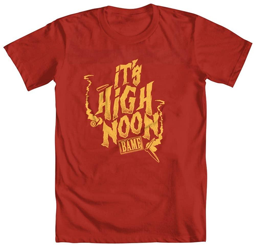 GEEK TEEZ It's High Noon Youth Boys' T-Shirt