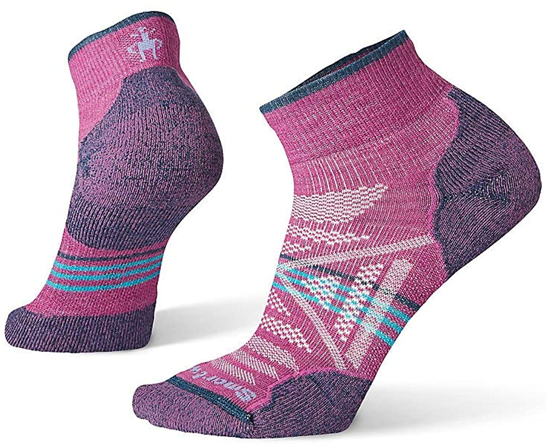 Smartwool Wool Performance Mini-Crew Socks - Women's PhD Outdoor Light Mini