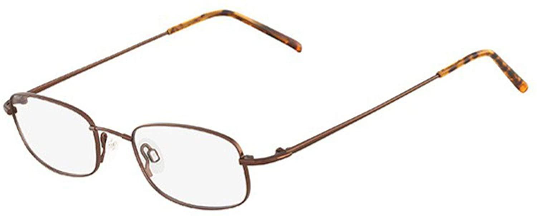 Flexon Flexon 603 Eyeglasses 218 Coffee 218 Demo 49 19 140