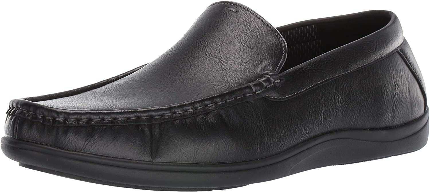 Nunn Bush Men's Brentwood Moccasin Venetian Loafer Slip-On