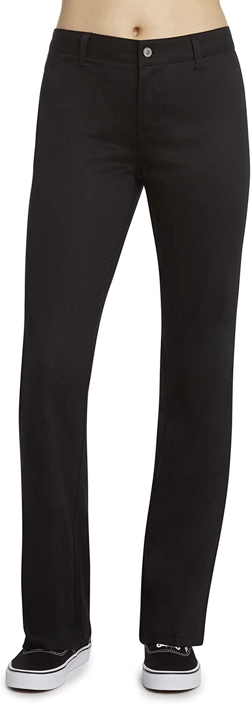 Dickies Girl Juniors' Worker Bootcut Pants