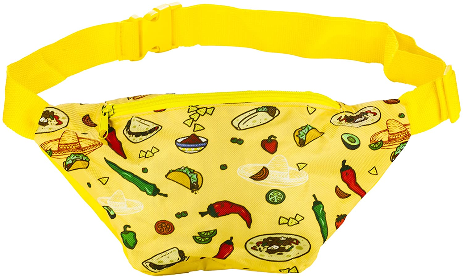 Funny Guy Mugs Premium Food Fanny Packs (Multiple Styles Available)