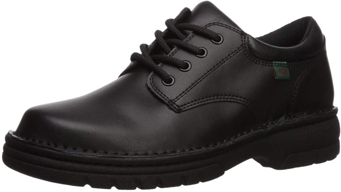 SCHOOL ISSUE Kids' Plainview School Uniform Shoe