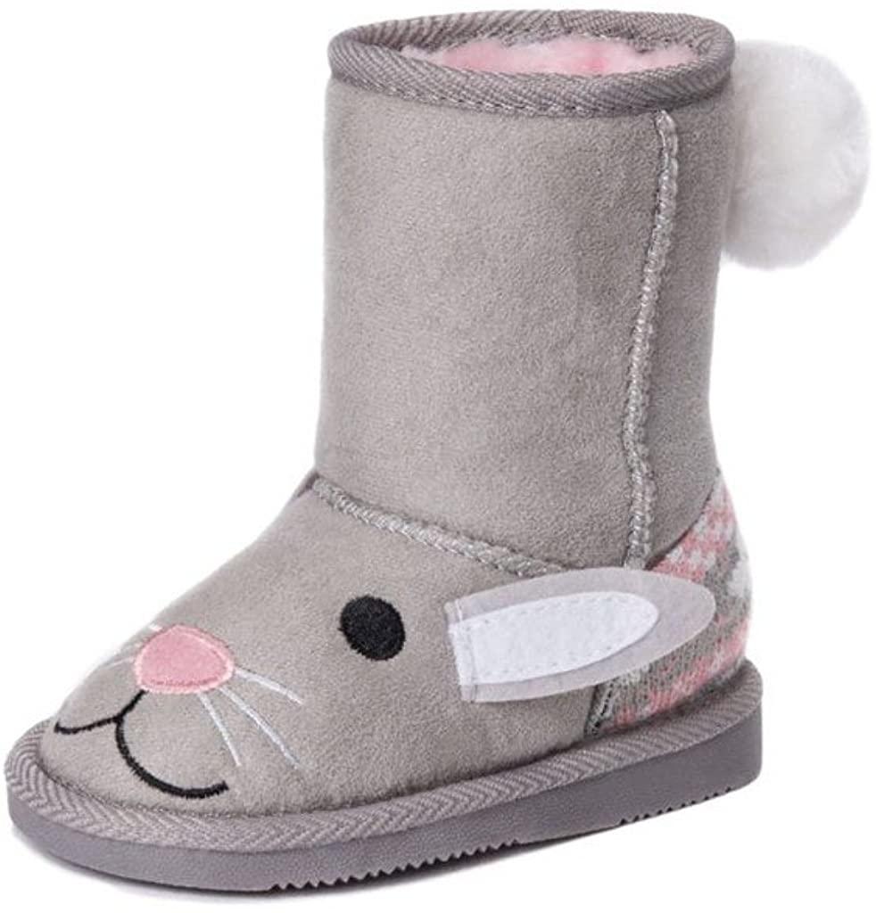 MUK LUKS Kids Trixie Bunny Boots Fashion