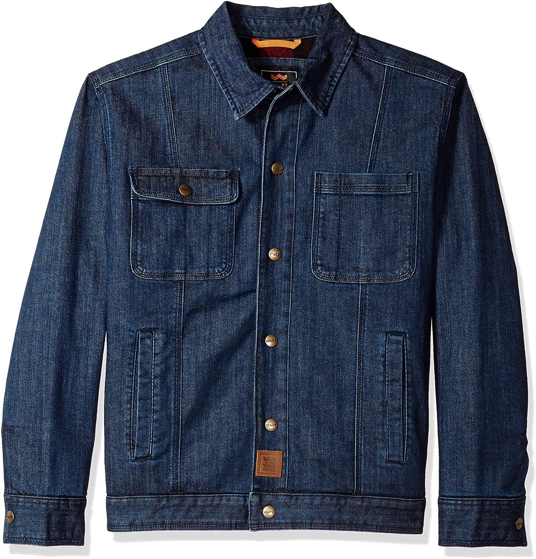 Walls Men's Vintage Denim Jacket