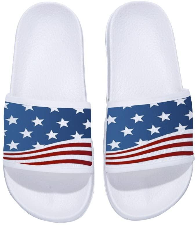 Eric Carl Men Indoor Floor Slipper Stylish Beach Sandals Open-toe Slipper Home Slippers
