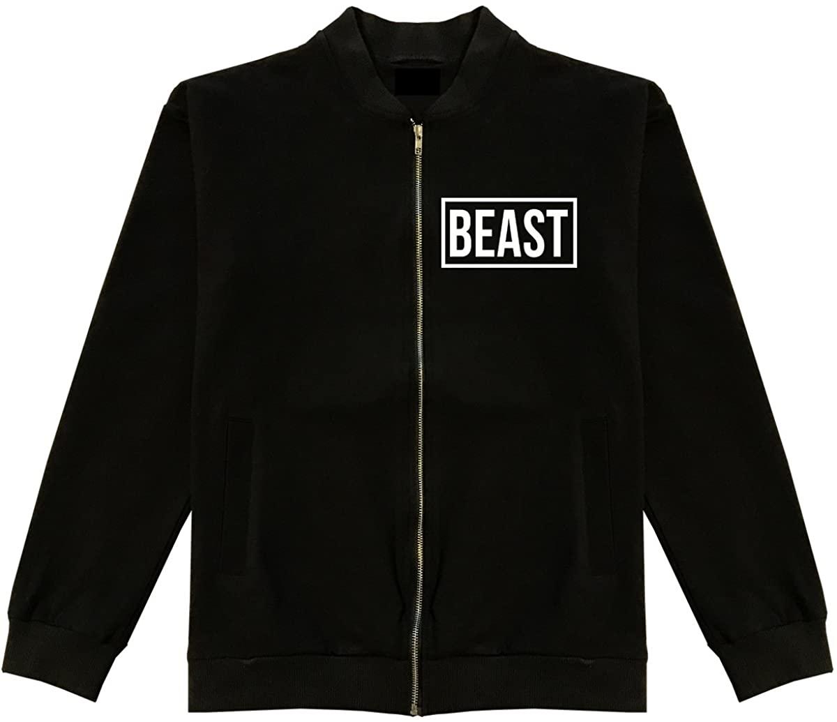 Kings Of NY Beast Cotton Bomber Jacket