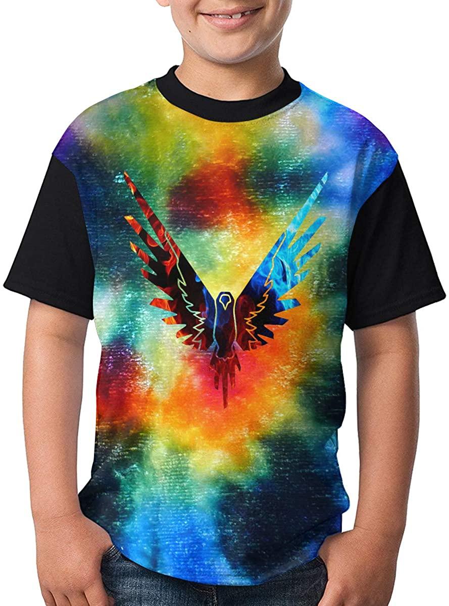 Logan Paul Maverick Teenagers 3D Printed Fashion Short Sleeve Shirt