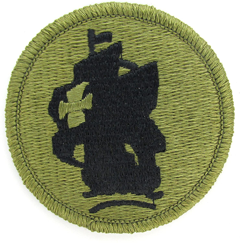 U.S. Army South OCP Patch - Scorpion W2