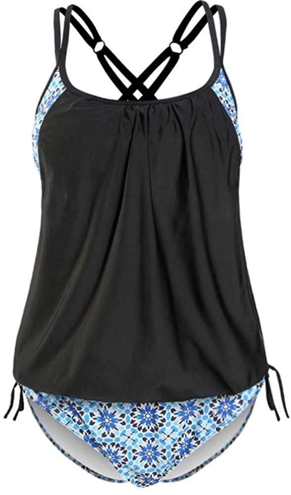 ZEFOTIM ✿ Casual Swimsuits for Women Sexy Sport Bikini Monokini Swimsuit Swimwear Bathing Beachwear Backless