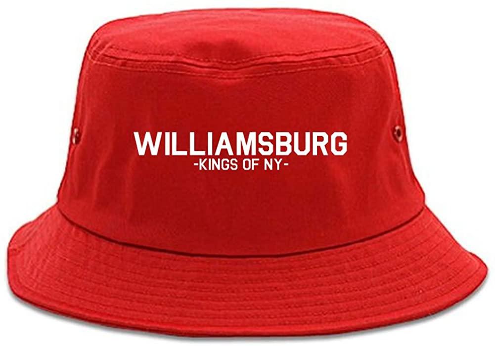 Kings Of NY Williamsburg Brooklyn Hipster Bucket Hat