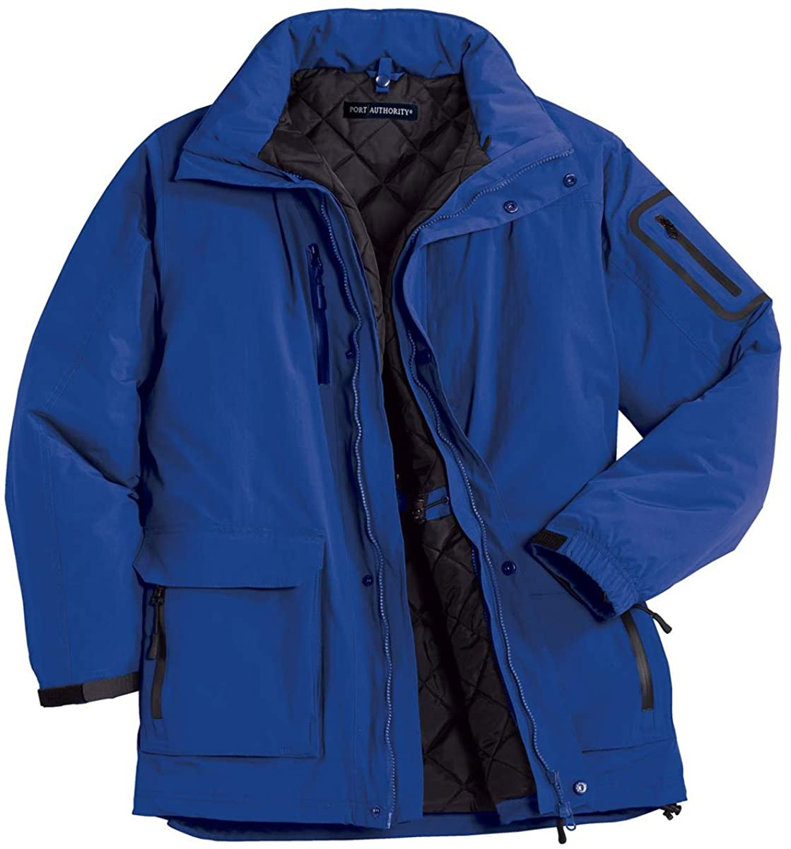 Port Authority Heavyweight Parka, Royal