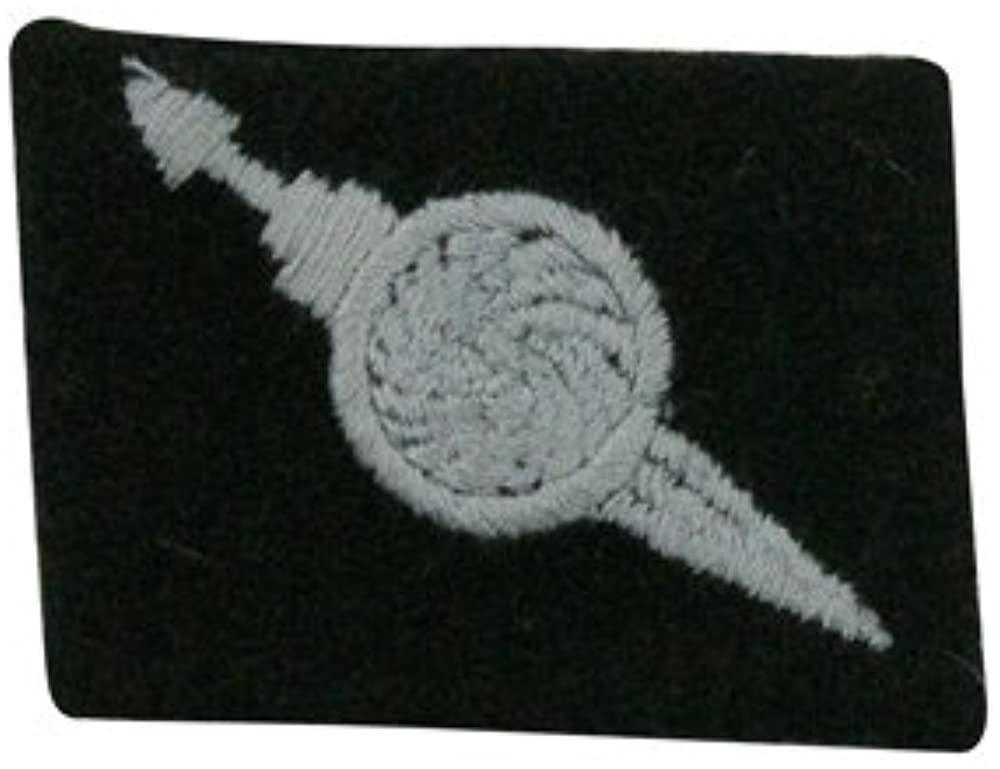 Elite Georgian, Armenians, Azerbaidzhanian & other Caucasus Volunteers EM/NCO right collar tab