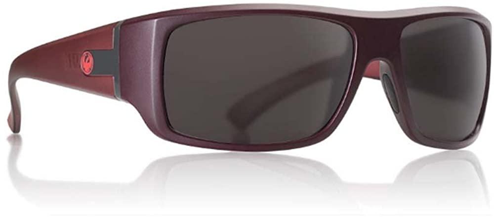 Dragon Alliance Adult Vantage Sunglasses - Matte Redwood Smoke Po Lar