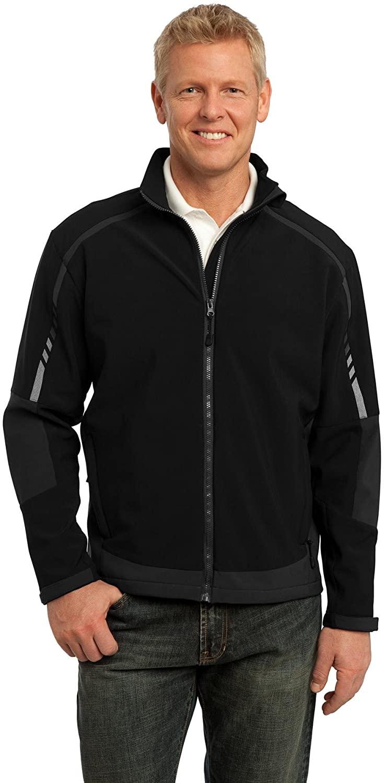 Port Authority; Embark Soft Shell Jacket. J307-simple