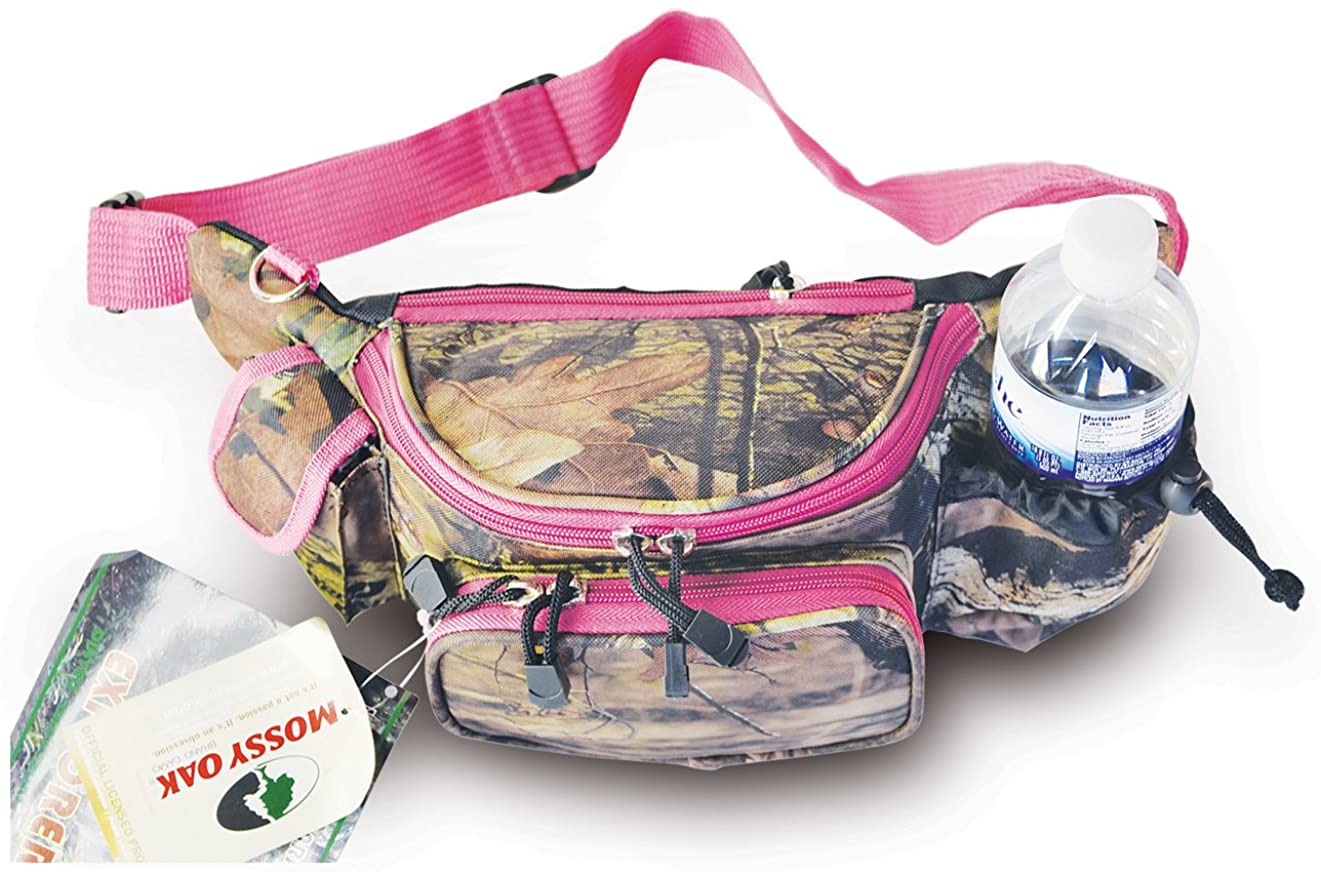 Licensed Mossy Oak Mossy Oak Fanny Pack