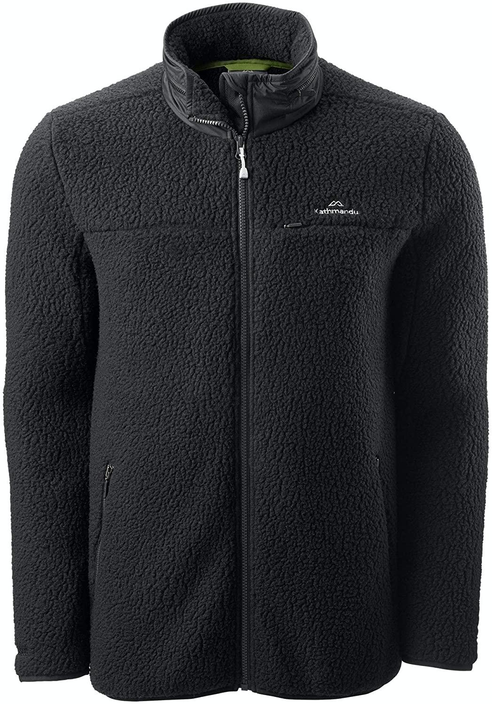 Kathmandu Baffin Island Jacket - Men's, Black, M, 14968/902/M