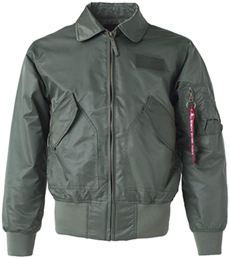 Tactical Army Military Bomber Jacket Men Flight Baseball Top Black Airforce Pilot Clothing