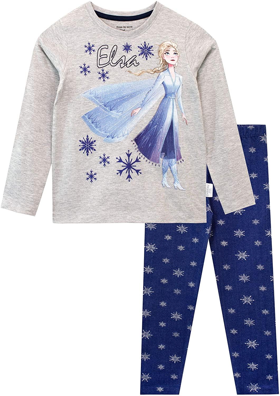 Disney Girls' Frozen Top & Leggings Set