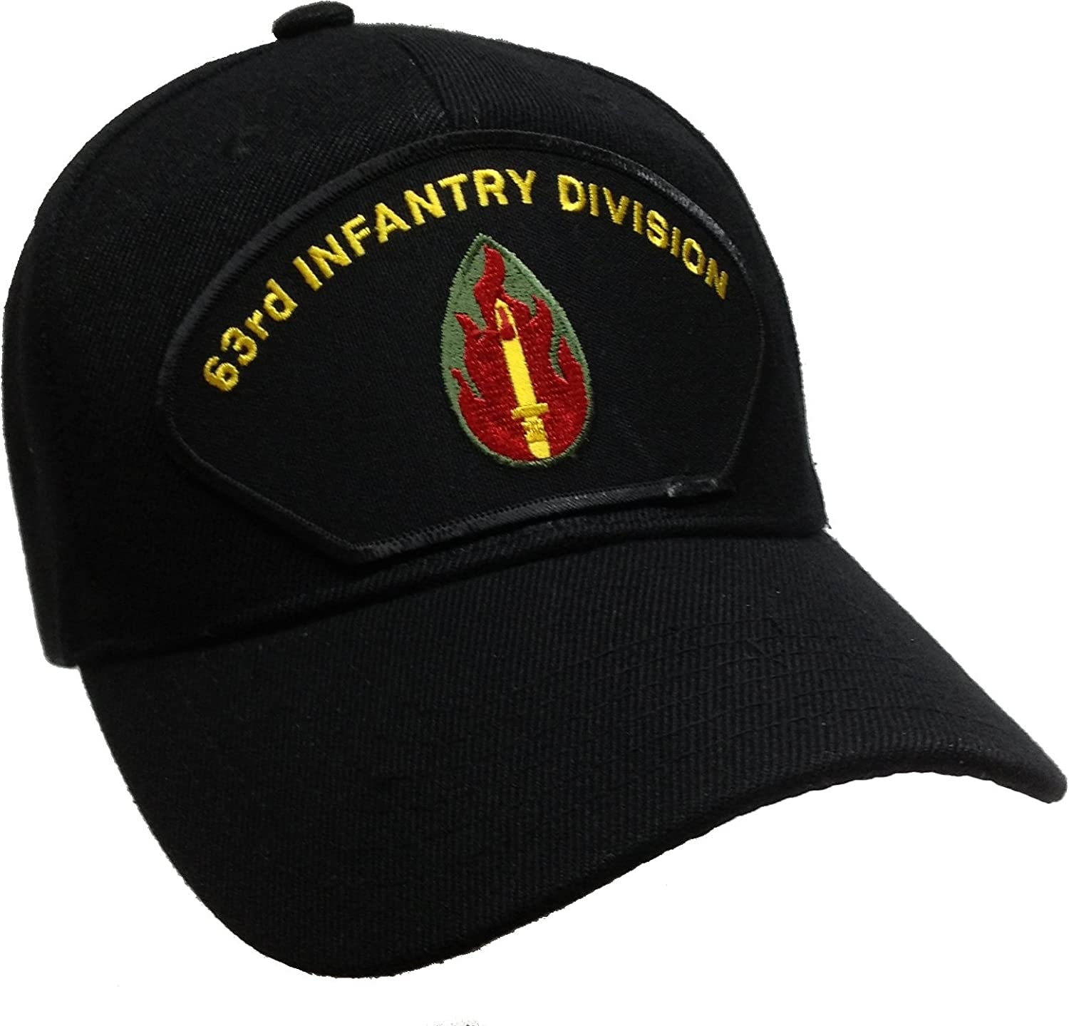63rd Infantry Division Hat US Army