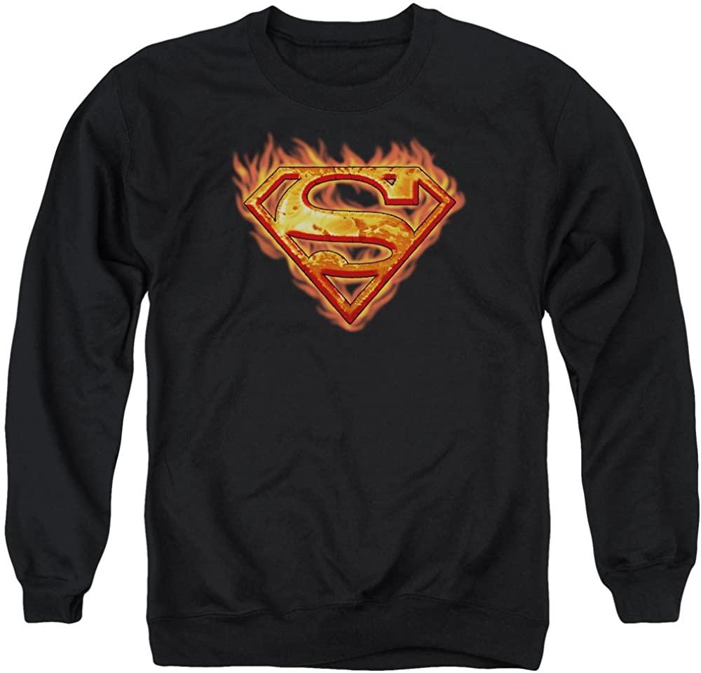 Superman - Mens Hot Metal Sweater