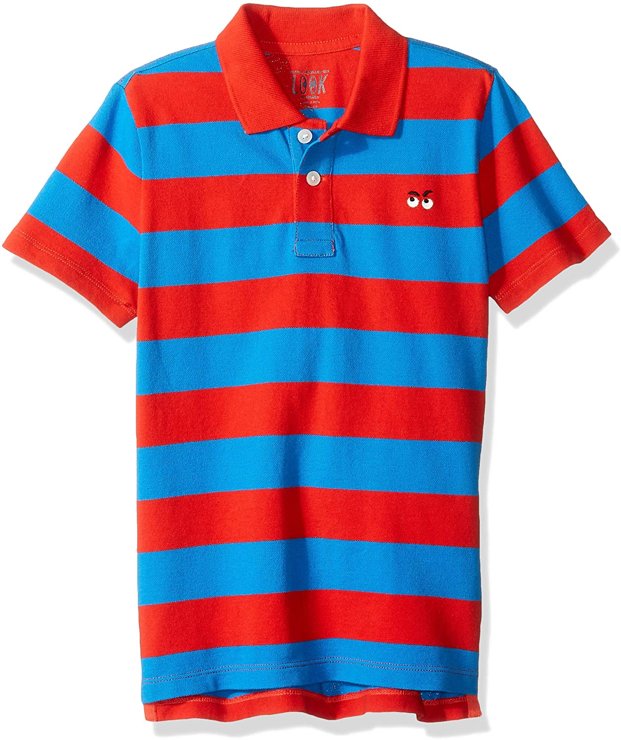 DHgate/ J. Crew Brand- LOOK by crewcuts Boy's Short Sleeve Polo