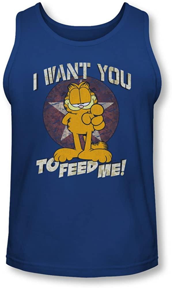 Garfield - Mens I Want You Tank-Top