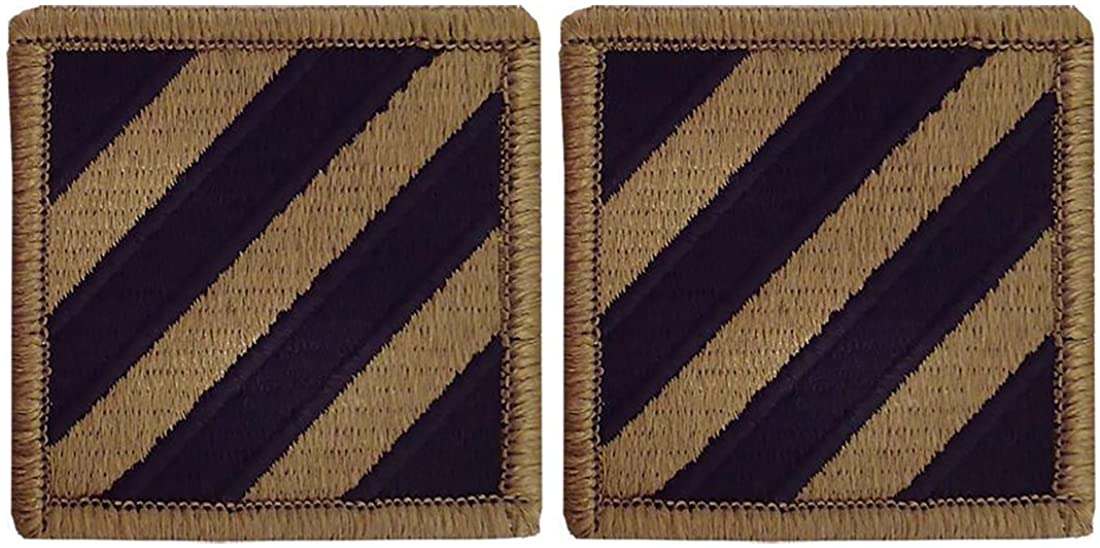 3rd Infantry Division OCP Patch-2 PACK