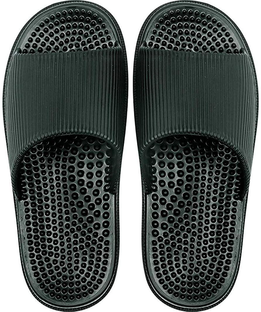 WANDA Massage Sandals Slippers Shoes Footwear Bath Anti-Slip for Home House Pool Beach Indoor Outdoor Women Men