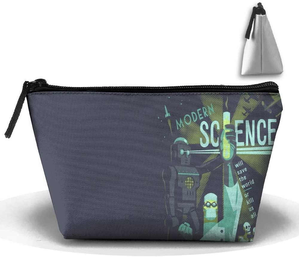 TO-JP Hand Bag Pouch Portable Storage Bag Biochemistry Clutch Handbag