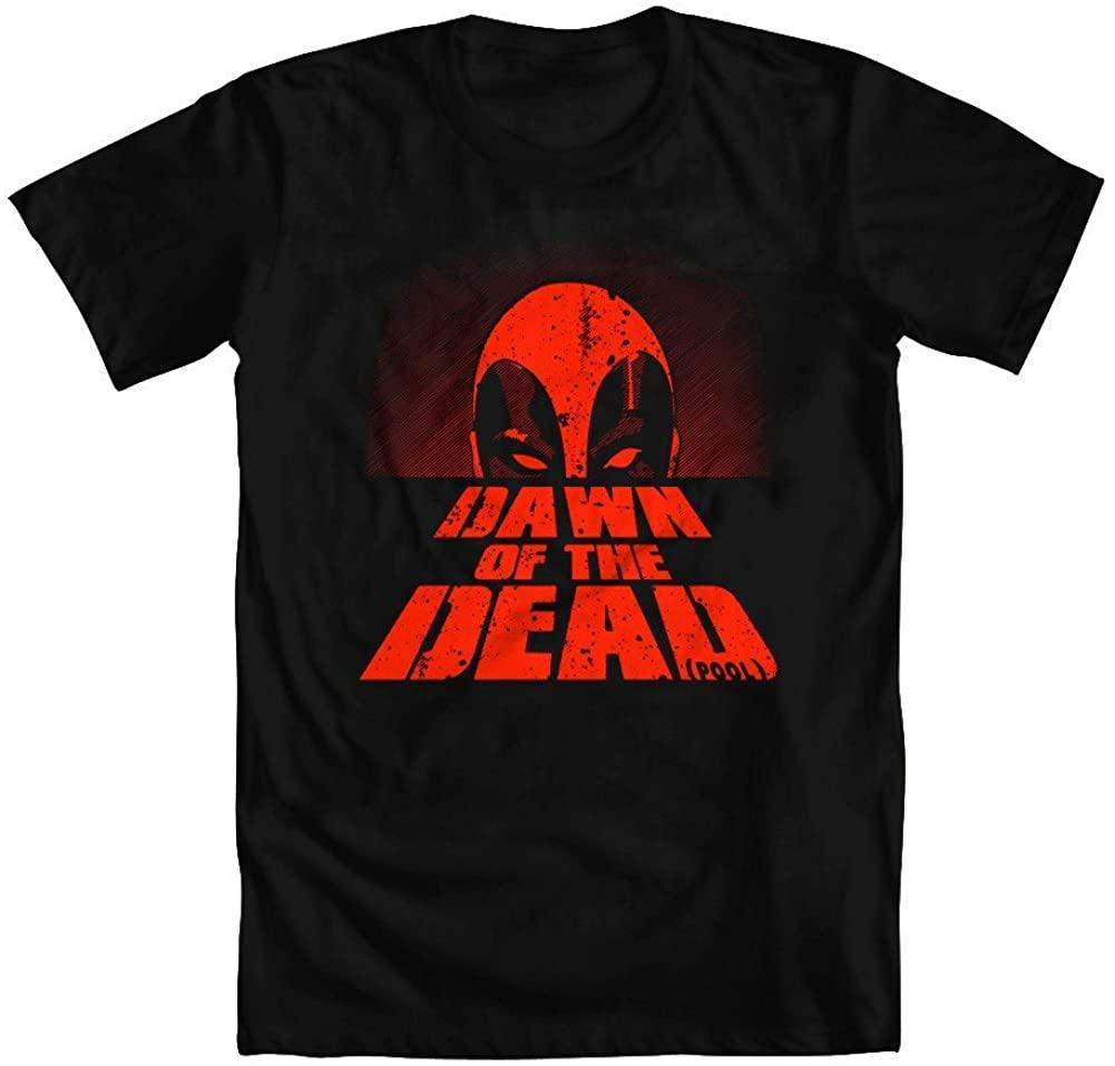 GEEK TEEZ Dawn of The Dead(Pool) Youth Girls' T-Shirt