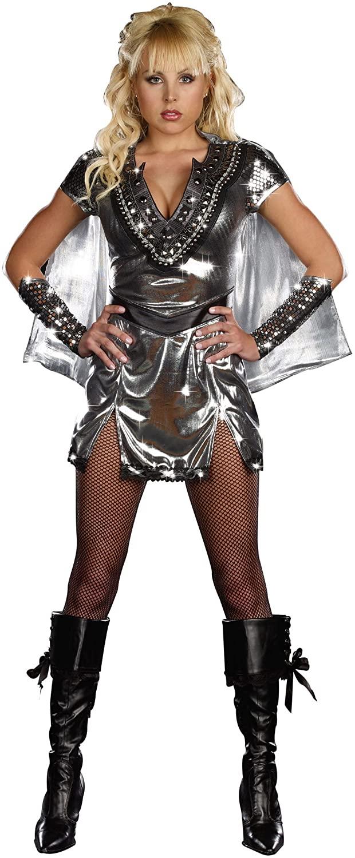 Metal Maiden Adult Costume - Medium